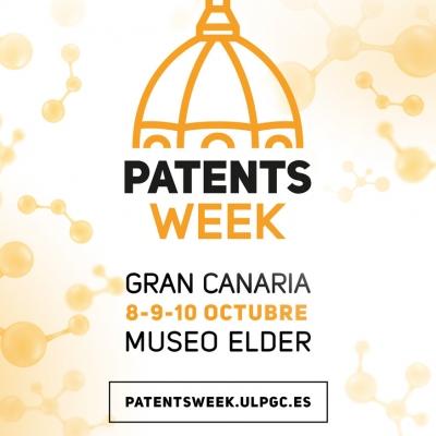 PATENTS WEEK | Gran Canaria