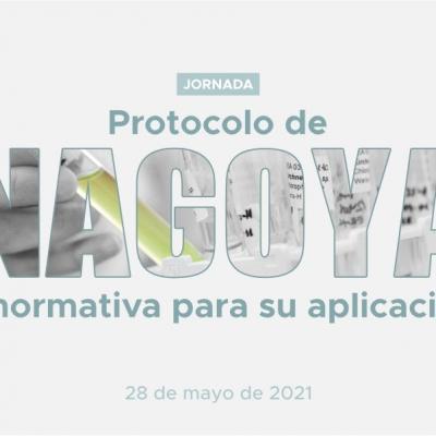 ¡No se olviden! El próximo viernes 28 de mayo, tendremos la Jornada sobre utilización de recursos genéticos en el marco del Protocolo de Nagoya y normativa para su aplicación