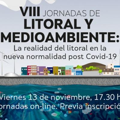 Antera Martel, Directora Científica del BEA, participa el próximo 13 de noviembre en las VIII Jornadas de Litoral y Medioambiente 'La realidad del litoral en la nueva normalidad post Covid-19'